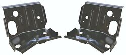 Front Cab Mount Floor Support For 80-96 Ford F100 F150 F250 Pickup Bronco Pair