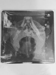 Ps4 Top Cover Only Snow Miku Hatsune Miku Sony Store Used Japan F/s Fedex Rsmi