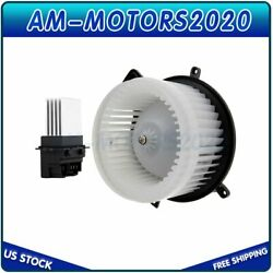 For 2008-2009 Chrysler Town And Country A/c Heater Blower Motor Resistor Kit Front