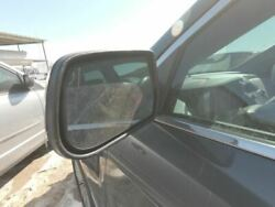 Driver Side View Mirror Power Black Opt D22 Fits 10-11 Equinox 536678