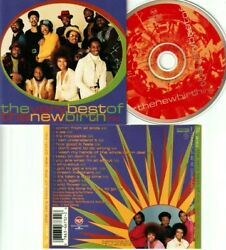 The Very Best Of The New Birth Inc. Where Soul Meets Funk 1995 Cd Like New