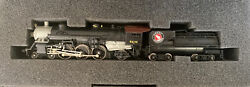 N Scale Model Power Dcc Equipped 4-6-2 Custom Painted Great Northern Gn 5232