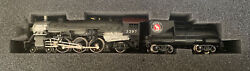 N Scale Model Power Steam Engine 4-6-2 Custom Painted Great Northern Gn 3397