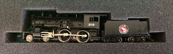 N Scale Model Power Dcc Equipped 4-4-0 Custom Painted Great Northern Gn 210