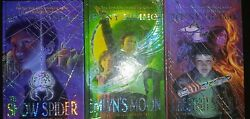 The Magician Trilogy By Jenny Nimmo Books 1, 2, And 3
