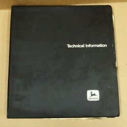 John Deere 108 And 111 Lawn Tractors Operator's Manual Om-m82526 A9 And Tm-1206