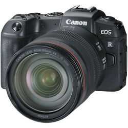 Canon Eos Rp Rf 24-105mm F/4l Is Usm Kit No Adapter Ship From Eu Authenti