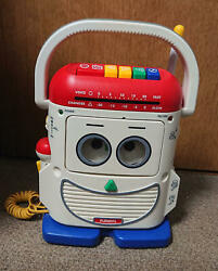 Toy Story 2 Mr. Mike Playskool Disney Pixer Life Size 1/1 Tape Recorder Toy