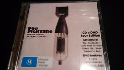 Foo Fighters Echoes, Silence, Patience + Grace Cd+dvd Tour Edition Nm 28