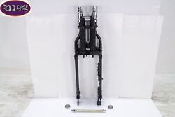 Flsts Complete Inline Spring Fork Assembly And Front Caliper Assembly Flsts 97-05