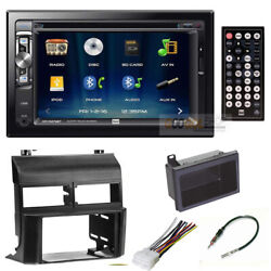Xdvd276bt Car Stereo Double Din Dash Kit For 1988-1994 Gm Suv/full Size Trucks