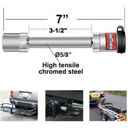 Trailer Hitch Lock - 5/8 Stainless Steel Hitch Pin For Class Iii Iv V Hitches