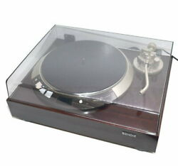 Denon Dp-60l Turntable Record Player Used From Japan Free Shipping Fedex Rsmi