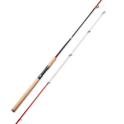 Todd Huckabee 12' Slab Swinger Red Ths12m Fixed Reel Seat Crappie Rod/pole