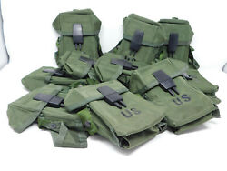 Alice Lc1 Triple Mag Pouch - Bulk 50 Pack - 30 Rd Small Arms Ammo Case 5.56 308