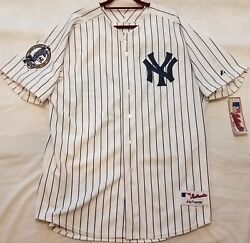 Authentic Majestic Size 52 2xl, New York Yankees, Alex Rodriguez On Field Jersey