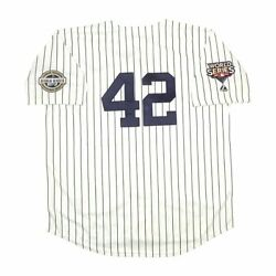 Majestic Mariano Rivera Xl, New York Yankees Home Jersey 2009 World Series Patch