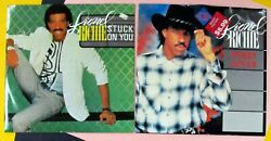 Lionel Richie 2 X Uk 12 Singles Penny Lover And Stuck On You Mint Vinyl 8178