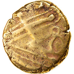 [858665] Coin Remi Stater 1st Century Bc Ef40-45 Gold Delestrandeacutee173-4