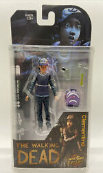 Walking Dead Clementine Figure Skybound Exclusive Clean Variant Limited Edition