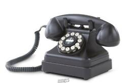 Crosley-kettle Classic Desk Phone Redial Feature And Adjustable Earpiece Volume