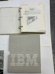Ibm Microsoft Ms-dos Ncr Personal Computer Software Library Manual Hardcover Box