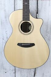 Breedlove Limited Edition Premier Concerto Ce Acoustic Electric Guitar With Case