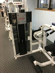 Life Fitness Fit Series Abdominal - Cleaned And Serviced