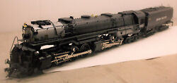 O 2r Brass Sunset Models Union Pacific 4-6-6-4 Early Challenger 3903 Fac Paint
