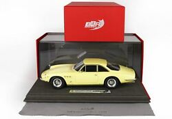 Ferrari 500 Superfast Serie 2 1965 Sn 6041 Sf Yellow With Display Case 118 - Bb