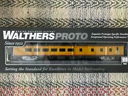 Walthers Ho Union Pacific Overland Diner 920-18103 Nib