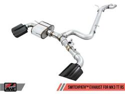 Awe Tuning Switchpath Exhaust 2017-2019 Audi Tt Rs
