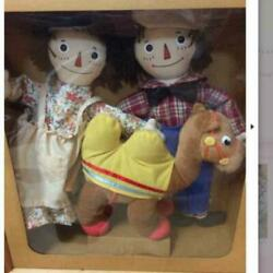 Raggedy Ann And Andy Raggedy Festival Memorial Doll Character Goods Toy