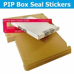 Pip Box / Package / Box Security Seals - Ideal For All Kinds Of Packaging