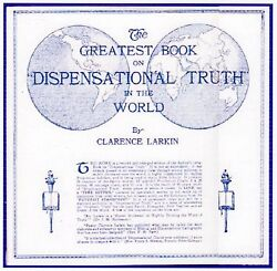 The Greatest Book On Dispensational Truth In The World. On Cd