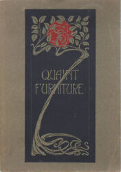 Quaint Furniture, Stickley Brothers Turn Of The Century Editions, Ny, 1988
