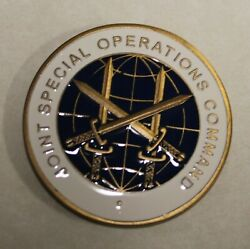 Joint Special Operations Command Jsoc Mgen Dell Dailey Tier-1 Smu Challenge Coin