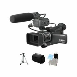 Sony Hvr-a1 1/3 Professional Hdv Camcorder Package