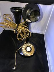 candlestick phone Only Dial Works Unknown Brand