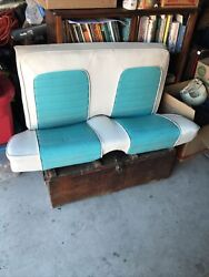 Ford 1966 Mustang Rear Seat Two Piece Estate Auto Local Pickup Nm Awesome