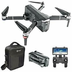 Pro 4k Uhd Foldable Rc Quadcopter Gps Drone For Adults - Fpv Camera F24
