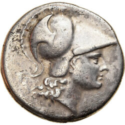 [907120] Coin Athena Stater Ii Century Bc Side Ef40-45 Silver Bmc37