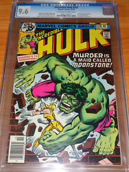 Incredible Hulk 228 - Cgc 9.6 Nm+ 1st App. Of Moonstone Ow/w Pages