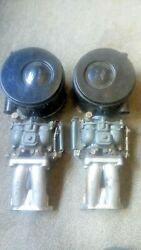 Zenith Carburetors And Misc. Parts Used Matching Carb Date Numbers 9 57