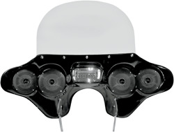 Hoppe Industries Batwing Fairing With Stereo Receiver Hdf-5566