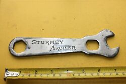Sturmey Archer Motorcycle Gear Box Spanner Rare Vintage Unusual Part Of Tool Kit