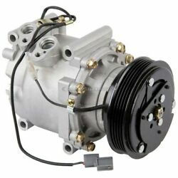 For Honda Prelude 1993 1994 1995 1996 Ac Compressor And A/c Clutch Csw