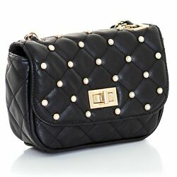 ALDO Pearl Quilted Crossbody Purse $14.99