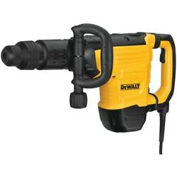 Corded 3/4 In. Sds Max Demolition Hammer 15 Amp 22 Lbs. Yellow Rotary Drill