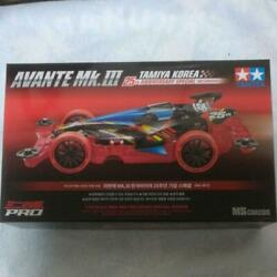 Avante Mk For Korea Only Tamiya Mini 4Wd Old Center Red $86.44